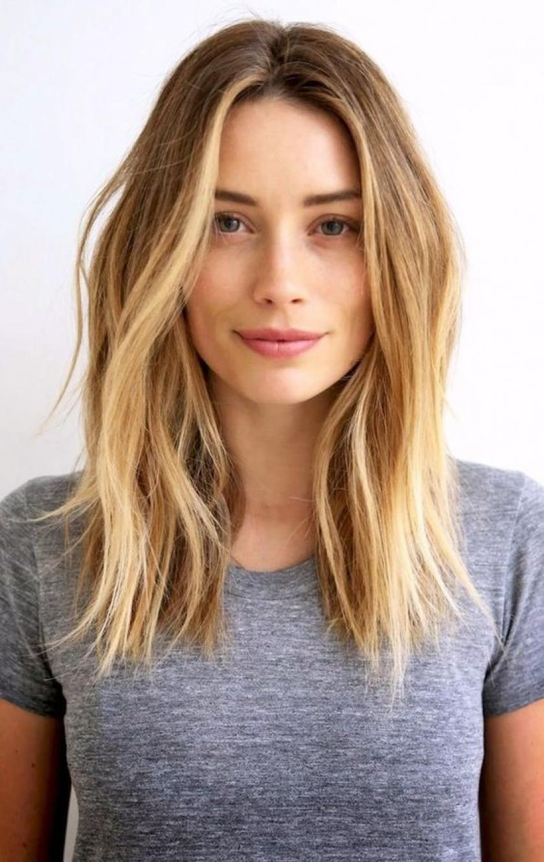 blond kapsel