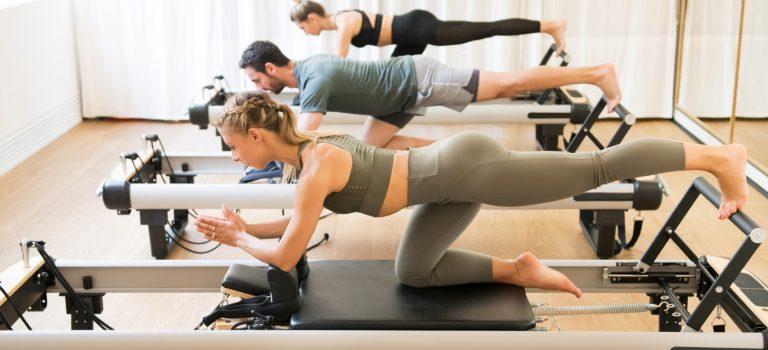 pilates is goed op veel verschillende vlakken